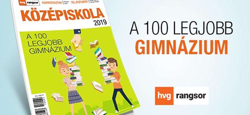 Itt a HVG 2019-es középiskolai rangsora: a Radnóti végzett az élen