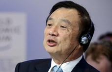 Huawei-alapító: Trump nem támadna minket, ha nem tartanánk ott, ahol