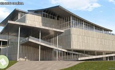 Az Új Nemzeti Galéria építési engedélyét is elkaszálta a bíróság