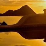 Mesés karibi villa hívogató medencével