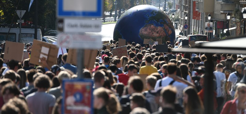 Jön az újabb globális klímasztrájk, és már Karácsony sem lehet nyugodt