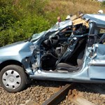 Felkavaró fotók jöttek a halálos vonatbalesetről