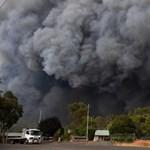 Ausztrál bozóttűz: kiszámolták, mennyi szén-dioxid került a levegőbe, az eredmény elkeserítő
