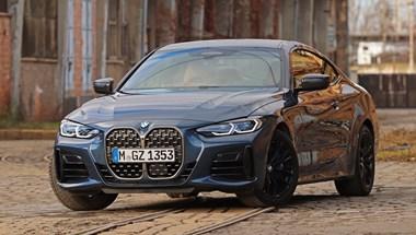 Kicsit hibrid, nagyon sportkupé: teszten a BMW M440i