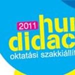 Tanszergyártók ünnepe a Millenárison - HunDidac 2011