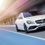 Nem húzták meg jól a Mercedesek kerékcsavarjait Kecskeméten