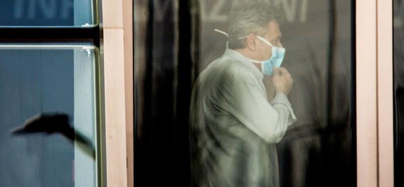 Óriásit drágultak a kézfertőtlenítők Olaszországban