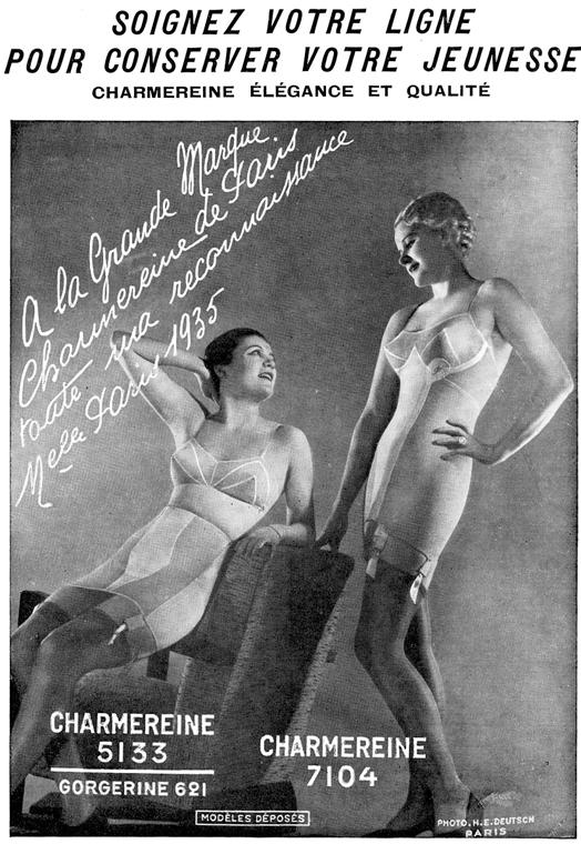 afp.1936. - Fehérneműk - melltartó nagyítás