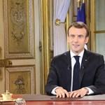 Macron: A 2018-as népharag arról tanúskodott, hogy nem adtuk fel