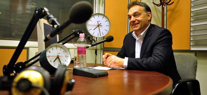"""Meghekkelt Orbán-interjú: az elítélt szerkesztő szerint csak """"kellett egy balek"""""""
