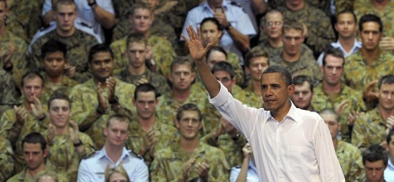 Obama: az USA mindig Izrael mögött fog állni