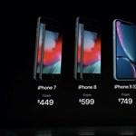 Leszólt a termelésre az Apple, mert nagyon nem mennek az iPhone-ok