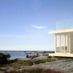 Zseniális kompakt nyaraló: kényelem 15 négyzetméteren
