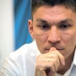Blikk: Nyerésre áll a rákkal szemben Balzsay Károly