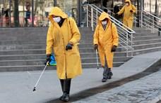 A volt szovjet köztársaságokban is terjed a koronavírus