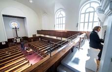 A református és az evangélikus templomokban nem lesznek istentiszteletek