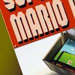 Super Mario számítógép nélkül, cipősdobozból [videó]