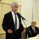 KGBéla-ügy: zárt ajtók mögött referál ma Polt Péter Brüsszelben
