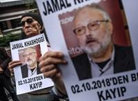 Egy másik hangfelvétel is készült Hasogdzsi meggyilkolásáról, eszerint viszont Rijád hazudik