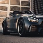 Szélvédő nélkül és 850 lóerővel támad az új Mercedes-AMG