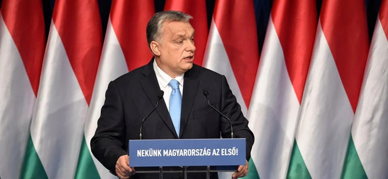 Önnek is üzent Orbán Viktor