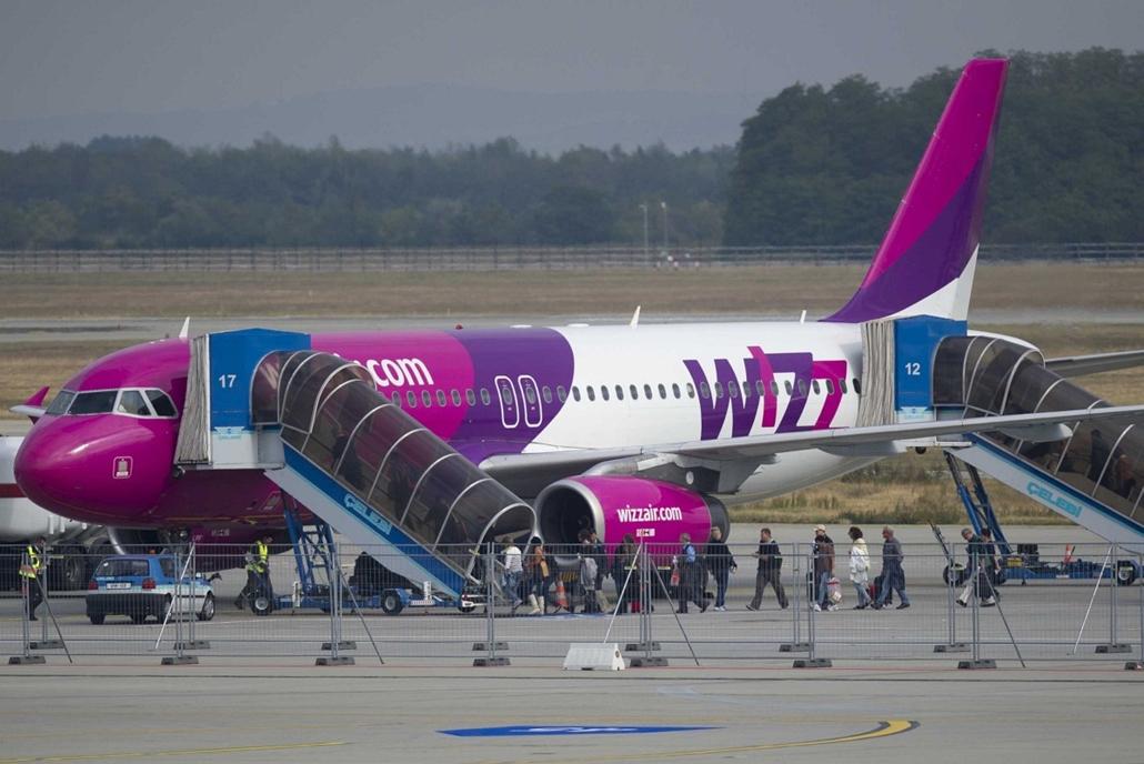 Wizzair, wizz air, Liszt Ferenc Nemzetközi Repülőtér, Budapest Airport, Ferihegy a Malév megszűnése után 2012