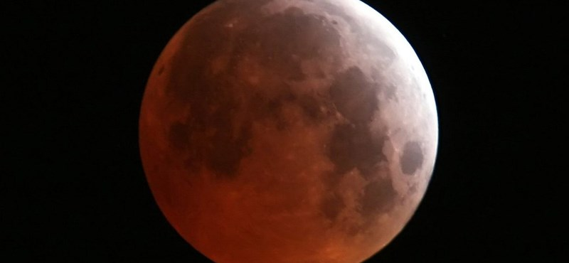 Az évtized utolsó holdfogyatkozása lesz január 21-én