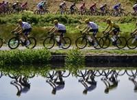 Tour de France - Impey szökésből nyert, változatlan élcsoport