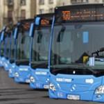Sorra törnek az új Mercedes buszok