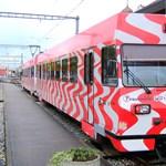 Különleges mozdonyok Európából - Nagyítás fotógaléria
