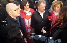 Nem engedték be a Suzuki-gyárba az ellenzéki képviselőket, így később visszatérnek