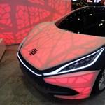 Genfi Autószalon galéria: autók egy őrültebb világból