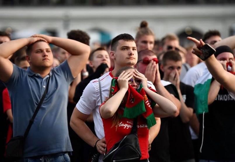 A vége sima lett: Magyarország-Portugália: 0-3