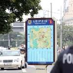 Terrorveszély miatt zártak le egy luxusszállodát Lipcsében