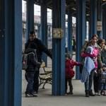 A rendőrök ellátása sem különb a menedékkérőkénél