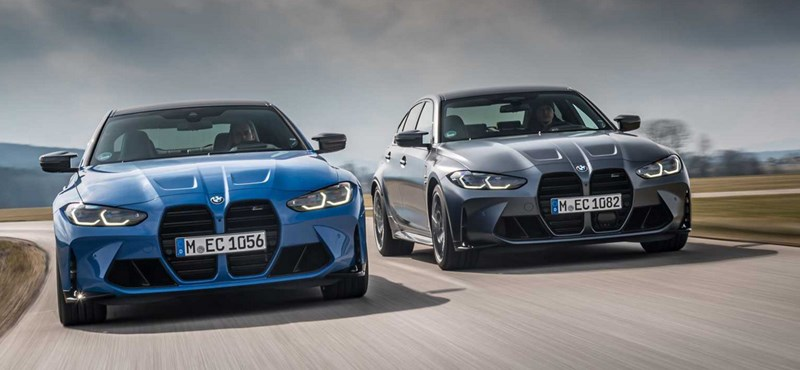 Magyarországon az első összkerekes BMW M3 és M4