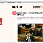 """""""Megszűnt az újságírás Magyarországon"""""""