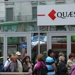 Quaestor-károsultak: szorít a határidő, de alig lehet bejutni az irodákba – videó