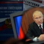 Putyin támogatottsága visszatért a járvány előtti szintre