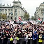 TGM: Az antináci tüntetés utóélete