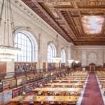Gyönyörű videó terjed: így néz ki New York egyik legszebb helye