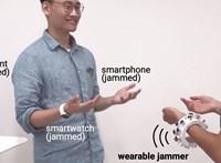 Ezzel a 6200 forintos karkötővel minden hallgatózó mikrofon elnémítható