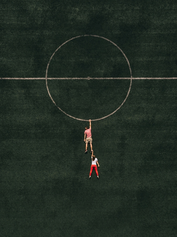 e! - drónfotópályázat