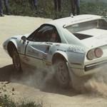 Nem tévedés: poros ralikra szánt Ferrari ritkaságot kínálnak most eladásra