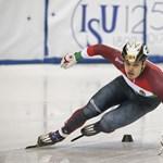 Még egy verseny, aztán dönt a friss olimpiai bajnok gyorskorcsolyázó, visszavonul-e