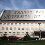 Bajba kerülhet a veszprémi egyetem, petíciót indítottak