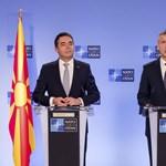 Sietve gratulált a kormány Észak-Macedóniának, hogy NATO-tagállam lesz
