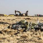Megtalálták a lezuhant etióp gép mindkét feketedobozát