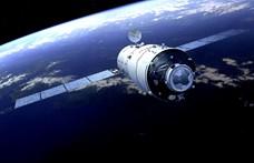 Visszatért a Föld légkörébe, majd megsemmisült Kína űrlaboratóriuma