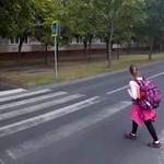 Vizsgálat indult a Kőbányán majdnem gyereket gázoló buszos ügyében – videó